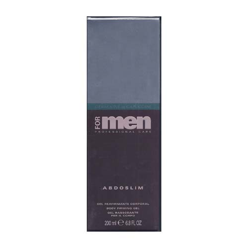 for men abdoslim gel reafirmante g.capuccini 200ml