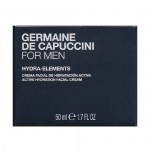 FOR MEN Hydra-Elements - G.Capuccini - 50ml